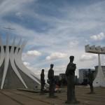 Cathédrale Brasilia Brésil