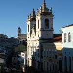 Centre de Salvador Brésil