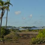 Diogo accès à la plage Bahia Brésil