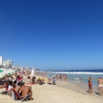 Ipanema plage journée