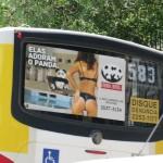 Publicité sexiste hotel Brésil