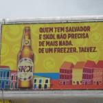 Salvador - pub Skol