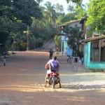 Village sur le littoral de Bahia