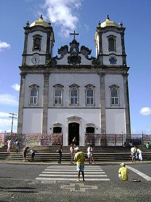 Eglise Senhor de Bonfim