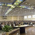 Messe à l'Eglise du règne universel