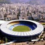 Stade Maracana Rio de Janeiro