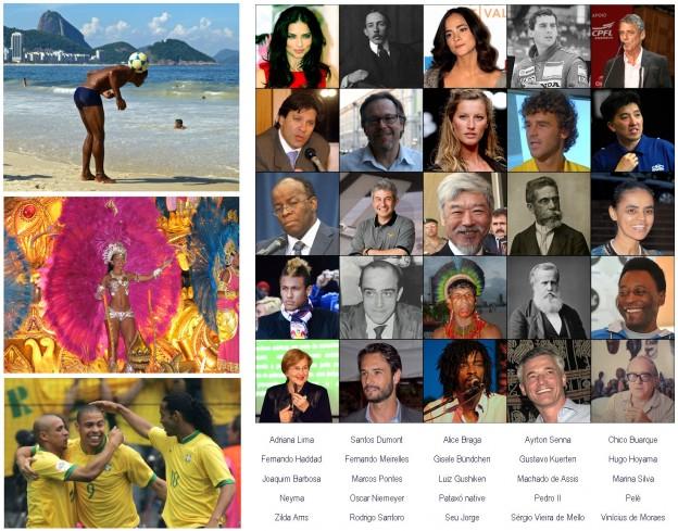 Brésil_clichés