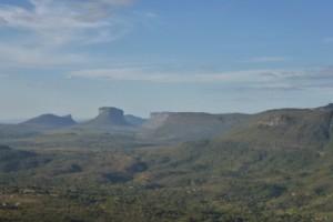 Vallée Capao Chapada Diamantina