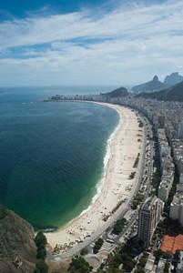 Copacabana- plage