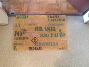 Paillasson_Brésil